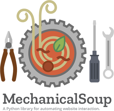 Welcome to MechanicalSoup's documentation! — MechanicalSoup